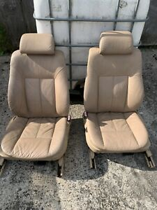 BMW E38 7 Series 1997 Comfort Leather Seats Heated