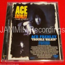 ACE FREHLEY - Trouble Walkin' - ROCK CANDY EDITION CD - FREHLEY'S COMET