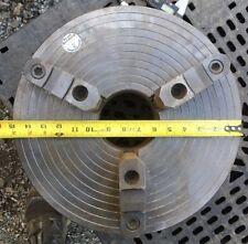 Pratt Burnerd 15 Metal Lathe Chuck With D1 11 Mount 3 Jaw 1782 73815