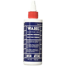 WAHL CLIPPER OIL 4 OZ SPECIALLY PREPARED FOR ELECTRIC CLIPPERS