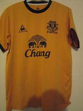 Everton 2011-2012 Away Football Shirt Medium and Shorts Small /39525