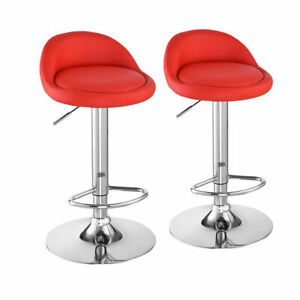 Bar Stools Home Kitchen Leather Bar Chair