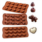 New Silicone Chocolate Cake Cookie Muffin Candy Jelly Cube Bakeware Baking Mould