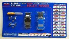 1/64 Konami Dydo ISUZU BELLETT 1600GTR BLUE diecast car model kit NEW