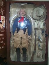 SIDESHOW 12 INCH GENERAL CUSTER AT THE BATTLE OF THE LITTLE BIG HORN MIB