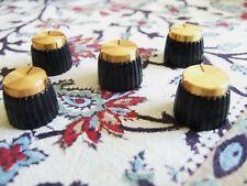 knob bouton potard POUR AMPLI MARSHALL / LOT DE 5