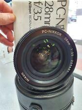 Nikon PC-NIKKOR 28 mm 1:3.5 Shift-Objektiv