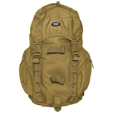 MFH Backpack Recon I 15L MOLLE Army Military Fishing Hunting Rucksack Coyote Tan