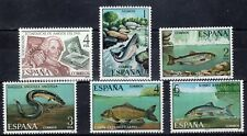 ESPAÑA 1977 EDIFIL 2402** y 2403/2407**