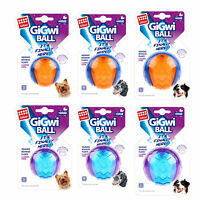 GiGwi Design-New G-Ball Soft Color Squeaking Sound Toys for Dog Puppy 3 Sizes