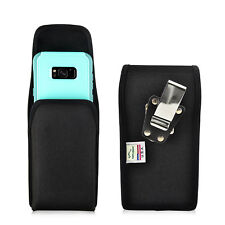 Galaxy S8 Plus Holster Metal belt Clip Otterbox Commuter Nylon Turtleback