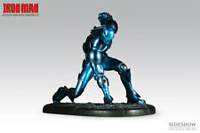 SIDESHOW STEALTH IRON MAN COMIQUETTE STATUE EXCLUSIVE W LIGHT MINT RB