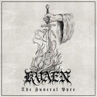 KVAEN - THE FUNERAL PYRE   CD NEU