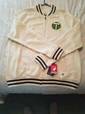 New ListingNew Mls Soccer Portland Timbers Heather Jacket Men's Size Xl