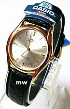 NEW Casio MTP1094 MTP1094Q Men's Classic Leather Strap Dress Watch MTP-1094Q-7A