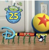 New Disney Store Toy Story 25th Anniversary Opening Ceremony Key - Limited Ed