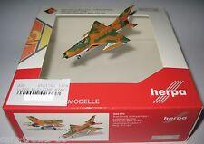 Herpa Wings 556170 MiG-21MF NVA Luftstreitkräfte Jagdgeschwader 1, Reg. 511 red