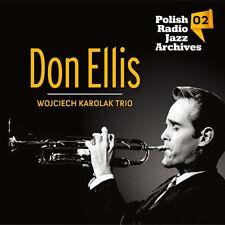 Polish Radio Jazz Archives 2 - Don Ellis / Wojciech Karolak Trio (CD) 2013 NEW