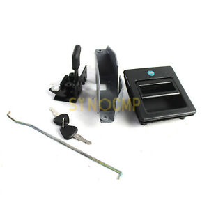 Door Locks 14506769 14540249 for Volvo EC210B EC240B Excavator Door Parts
