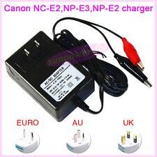 NC-E2 NP-E3 NP-E2 NPE3 NPE2 Battery Charger + US Plug For Canon EOS 1D 1DS Mark