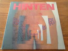 GURU GURU - Hinten 1971 KRAUTROCK 180 Gr LP YELLOW Vinyl GTFLD SEALED