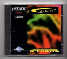 (JM970) Cybertracks Ltd NVRCD 803: JLA, X-Treme - Sealed CD