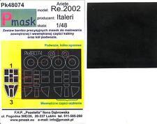 Model Maker 1/48 REGGIANE Re.2002 ARIETE Paint Mask Set for Italeri Kit