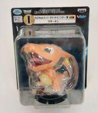 Pokemon Charizard Action Mini Figure Prize I Kuji Set Banpresto Pack Box