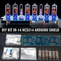 Shield IN-14 DIY KIT Arduino NCS314 [Tubes, Columns] Fast Shipping 3-5 Days