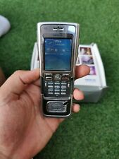 Nokia N91 4gb Silver Very good condition mobile phone rare collection boxed