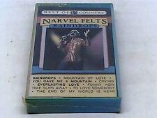 Narvel Felts- Raindrops - Cassette - SEALED