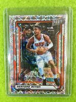 DEANDRE AYTON PRIZM CARD JERSEY #22 SUNS SP /99 REFRACTOR  2019 The National VIP
