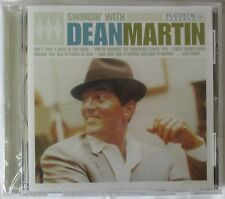 SWINGIN' WITH DEAN MARTIN CD - BRAND NEW
