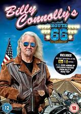 Billy Connolly's Route 66  (Region 2 DVD 2 Disc Set, 2011)