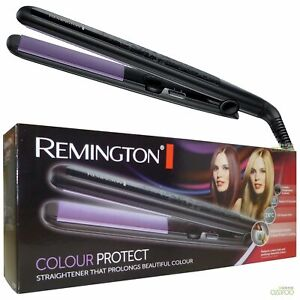 Remington S6300 Colour Protect Hair Straighteners with Colour-Brand New UK Stock