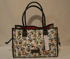 Dooney & Bourke Bumble Bee Tote Bag NWT
