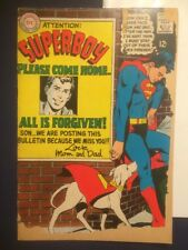SUPERBOY #146 Superman as a boy Neal Adams c. DC Comics 1968