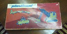 Plasticant-Kunststoffbaukästen für Kinder