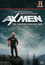 AX MEN: COMPLETE SEASON TWO (4PC) - DVD - Region 1 - Sealed