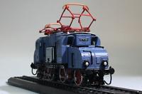 New 1/87 E 71 33 (1921) Urban Rail Trolley Train Locomotives 3D Plastic Model