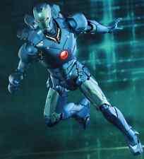 Bob Layton Art SIGNED Hot Toys Sideshow Stealth Armor Iron Man Action Figure