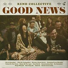 Rend Collective Good News CD (released February 9th 2018)
