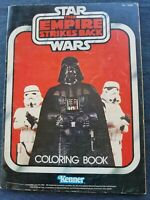Vintage Star Wars Coloring Book -- The Empire Strikes Back