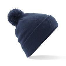 BEECHFIELD Original Pom Pom Beanie B426-Sombrero De Otoño Invierno