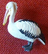 Australian Bird Fundraiser Gift Pelican Small Replica 80mm Long.