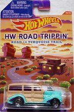 """' 40's woodie """"HW road délirez' """"série/Hot wheels 1:64"""