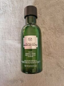 🌟The Body Shop Drops of Youth - Youth Essence Lotion 160ml 🌟FREE P&P