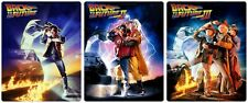 BACK TO THE FUTURE I-II-III - MAGNETS COVERS SET FOR STEELBOOK (NOT LENTICULAR)
