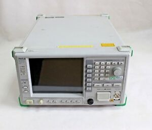Anritsu Tunable Laser Source MG9637A, Tested