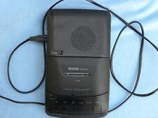 Kassettenrecorder Bestar CR 9020, 24 x 14 cm schwarz funktioniert,gebraucht